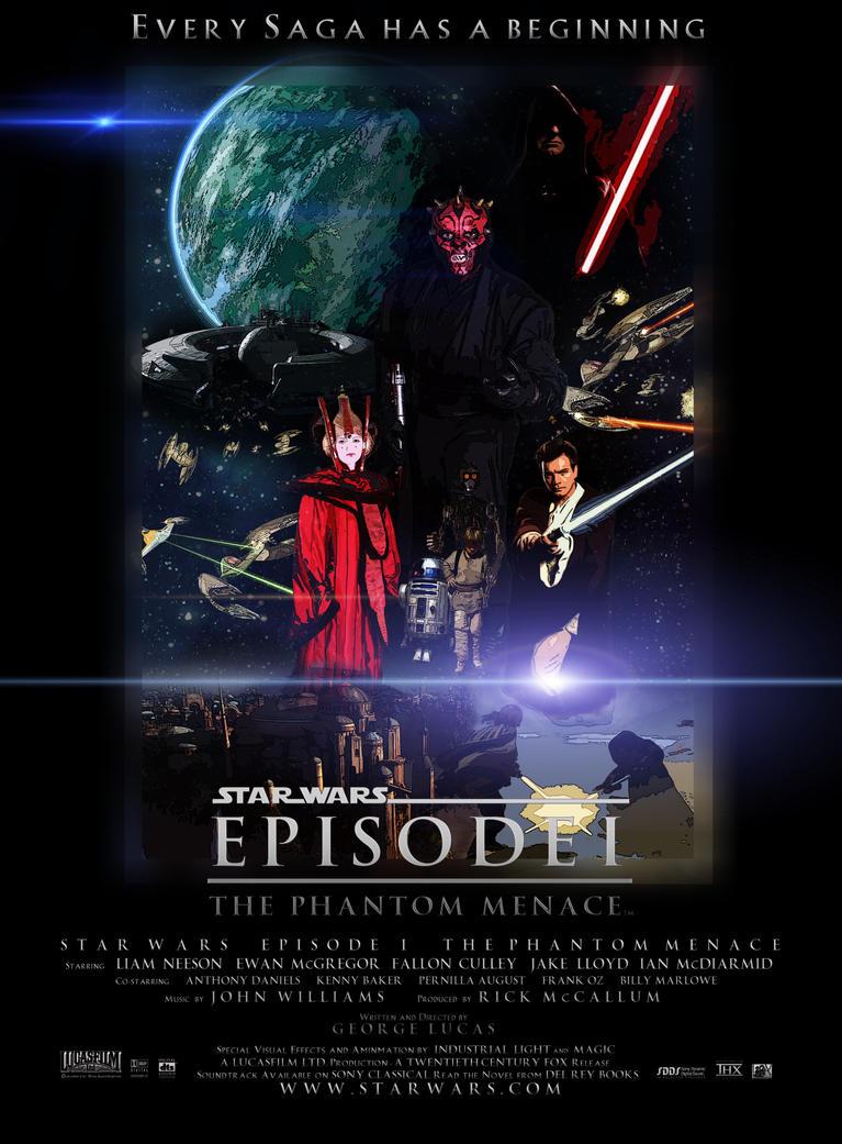Episode 1 Poster by MilleniumFallcon