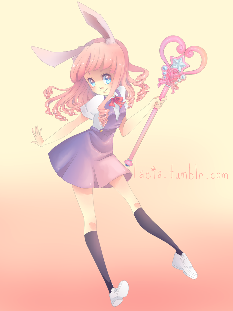 Elin Mystic [SPEEDPAINT] by Anime-Angelz