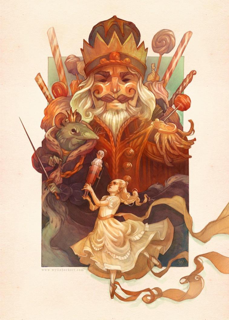 Christmas dress dance - The Nutcracker By Wylielise On Deviantart