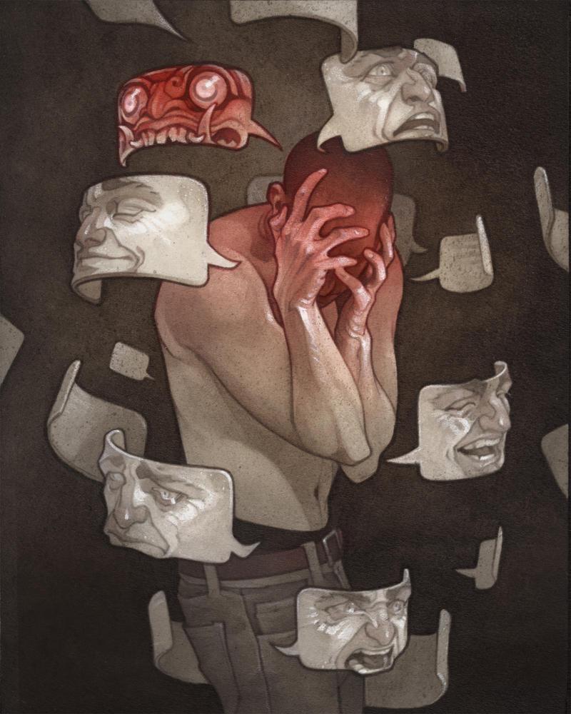Masks by wylielise