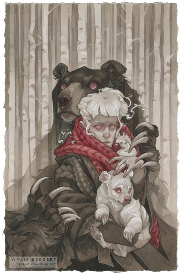 The Bearwife