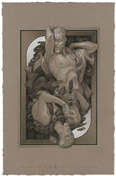 Reign of Sin: Jack of Pride II (Jack of Clubs) by wylielise