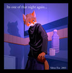 Flashy Looking Fox