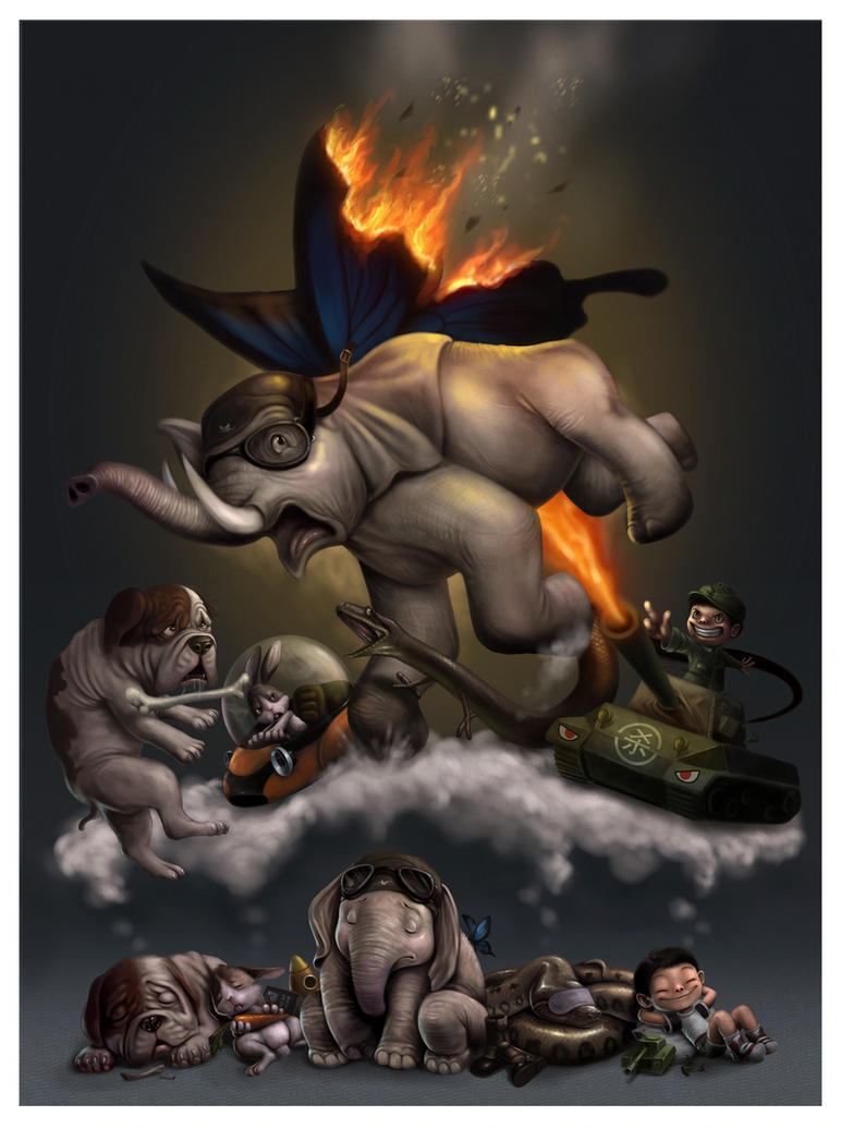 End of all dreams by Silverfox5213