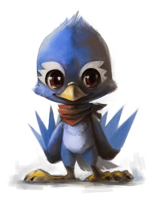 Birdie 3 by Silverfox5213