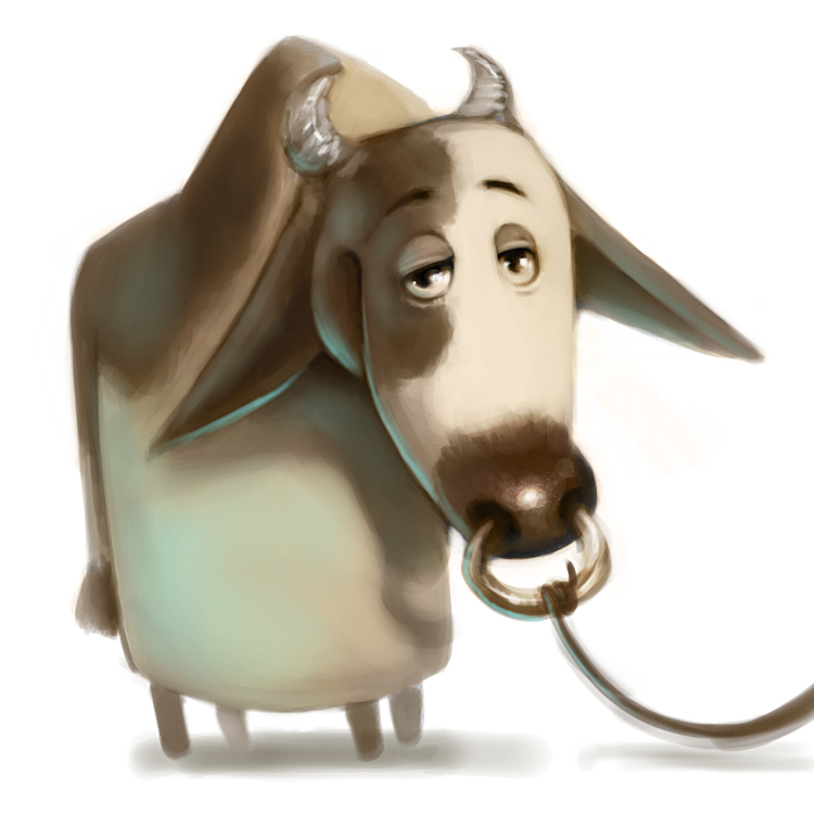 Moomoo by Silverfox5213