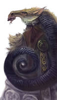 Random ram man by Silverfox5213
