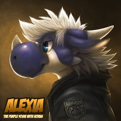 Badge for Drgnalexia