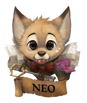 Badge for Neo