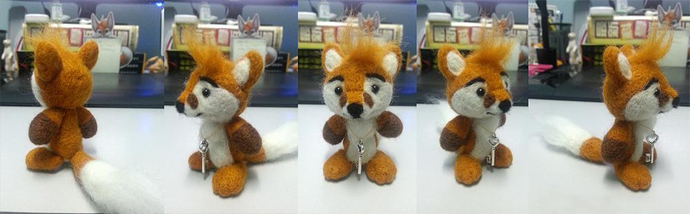 Derpy fox by Silverfox5213
