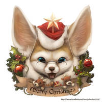 Santa fennec