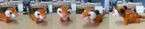 Derpy Tiger by Silverfox5213
