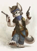 Commission for Charismatic1983 by Silverfox5213