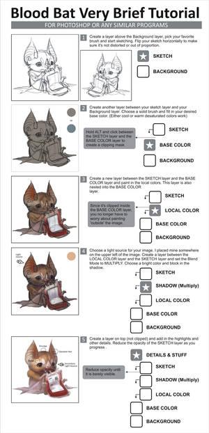 Bloody Brief Bat Tutorial