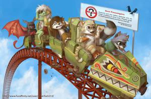 Furry Destination 5 by Silverfox5213