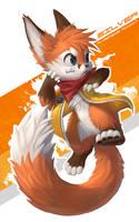 Artist Fighter - Silver by Silverfox5213