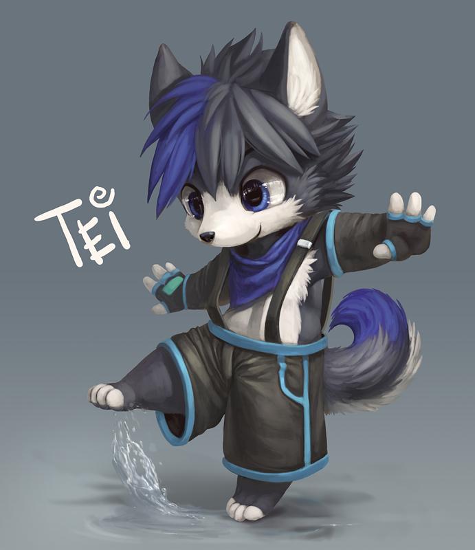 Tei by Silverfox5213