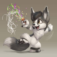 Happy New Year! by Silverfox5213