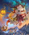 Magical Snowman (Advance)