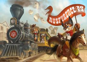 Rusfurence 2014 by Silverfox5213