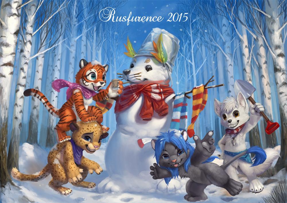 Rusfurrence 2015 by Silverfox5213