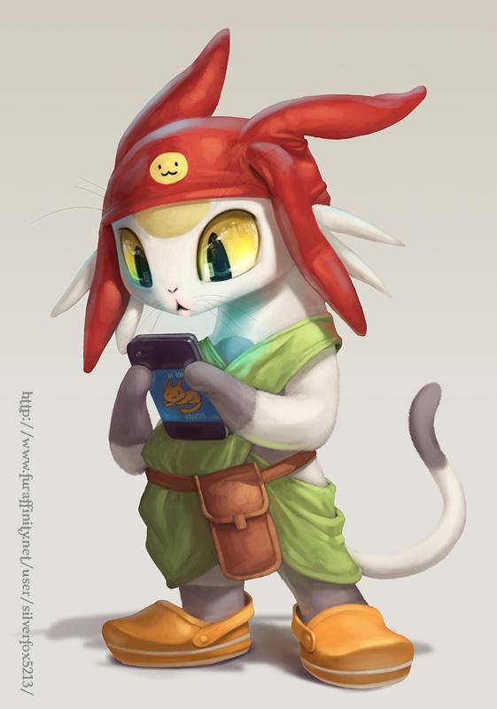 Meow by Silverfox5213