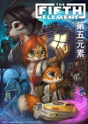 Furry Element by Silverfox5213