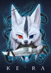 Head Commission for Karakina by Silverfox5213