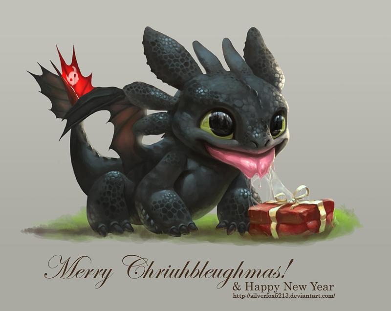 Toothless By Silverfox5213 On Deviantart