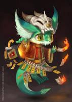 Qing Ming by Silverfox5213