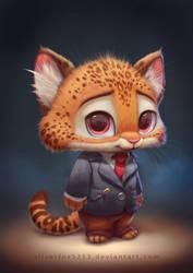 Actuary Kitty