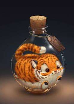 Tiger potion
