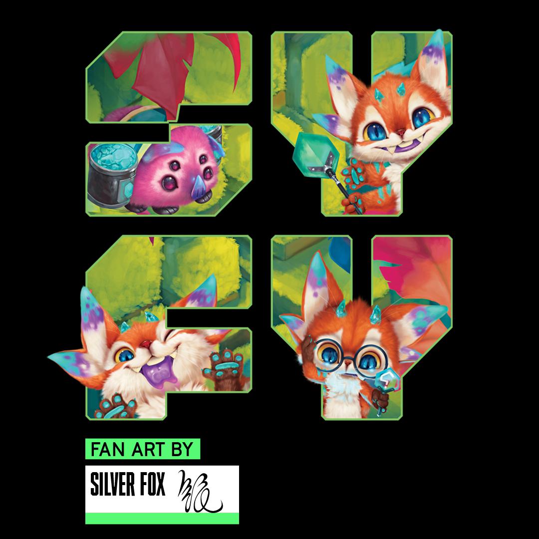 SYFY Goodie Bag design by Silverfox5213