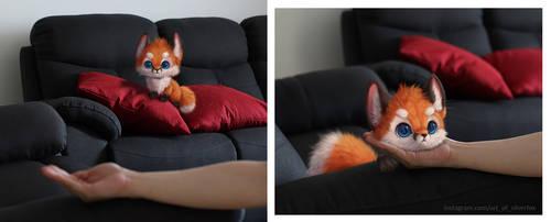 Fox Trap by Silverfox5213