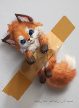 Banana fox