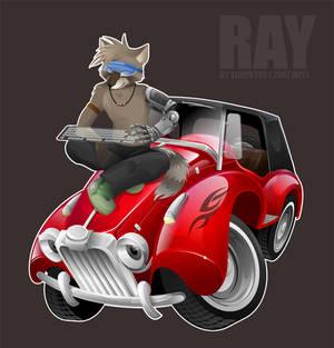 Ray on MG TD
