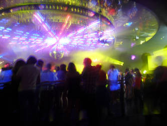 Clubland by RebeccaGrayellRees