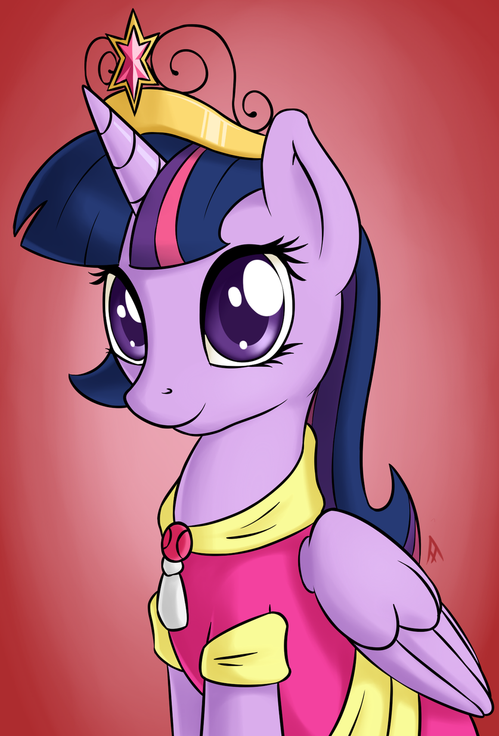 Princess by Magic by fearingFun