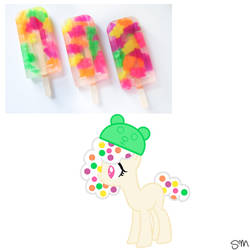 Gummy Bear Popsicle Adopt: AUCTION (CLOSED!) by QueenBatgirl