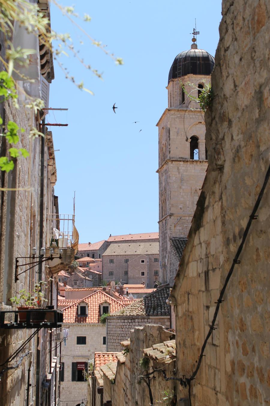 Old Dubrovnik by AlexaHarwoodJones
