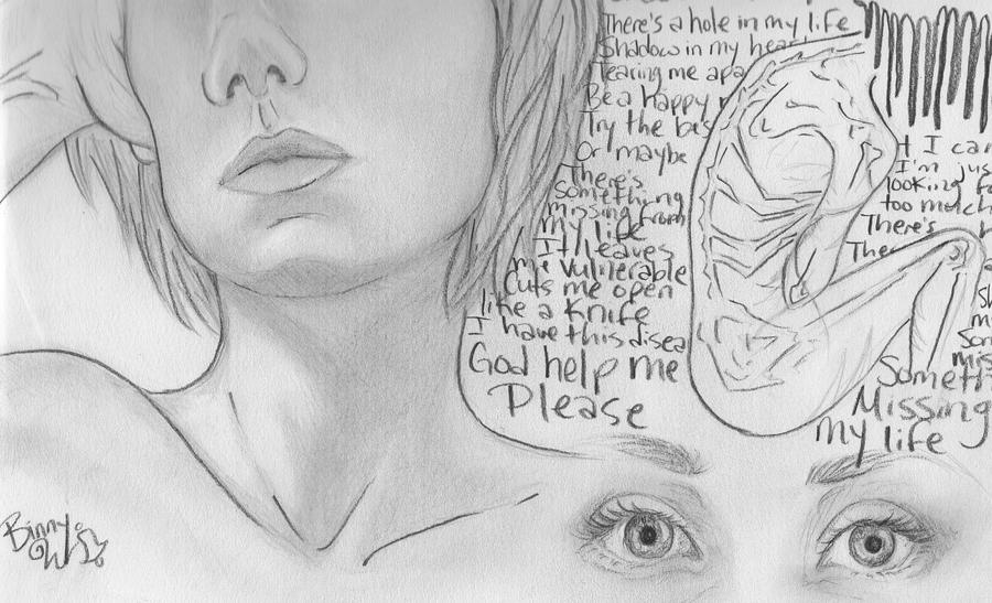 Hole in my Life by AlexaHarwoodJones