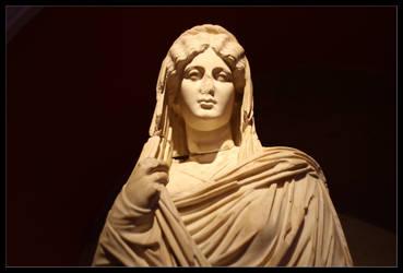 diosa Artemisa by pelusonica