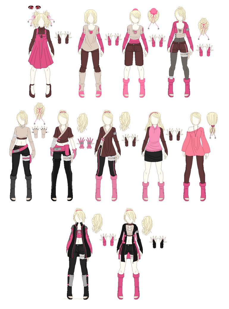 HSV - Throughout the Years by kuloi-no-chloe