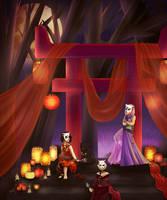 TG - Kitsune's Bishamonten by Fouffey