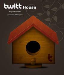 Twitt House by minimamente
