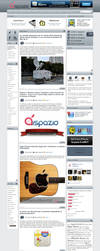 iSpazio.net by minimamente