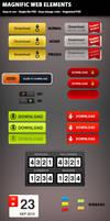 Magnific Web Elements