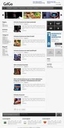 Grigo Wordpress Theme by minimamente