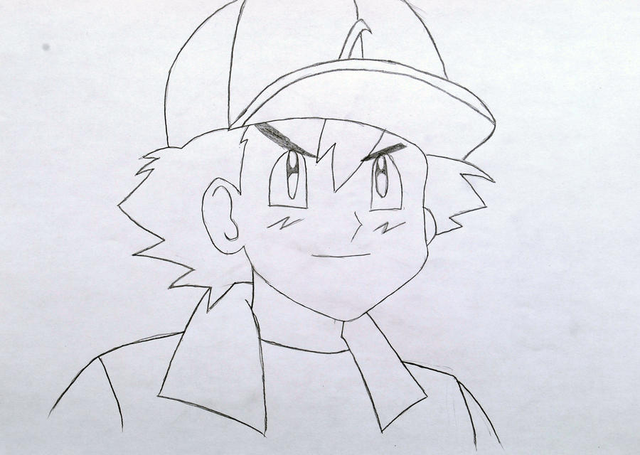 how to draw ash ketchum wikihow flirt