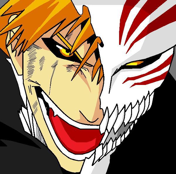 Ichigo Hollow Bleach By Crowshot27 On DeviantArt